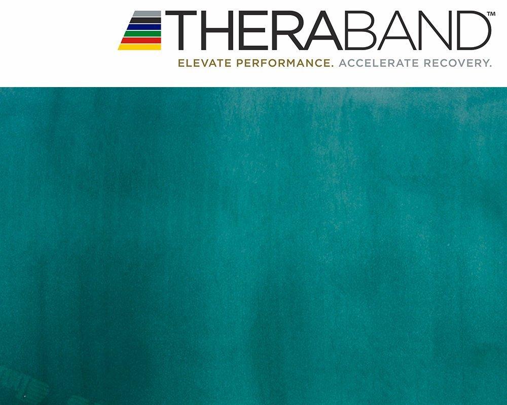 Thera-Band® 5,5m GELB Dünn Leicht Gymnastikband THERABAND