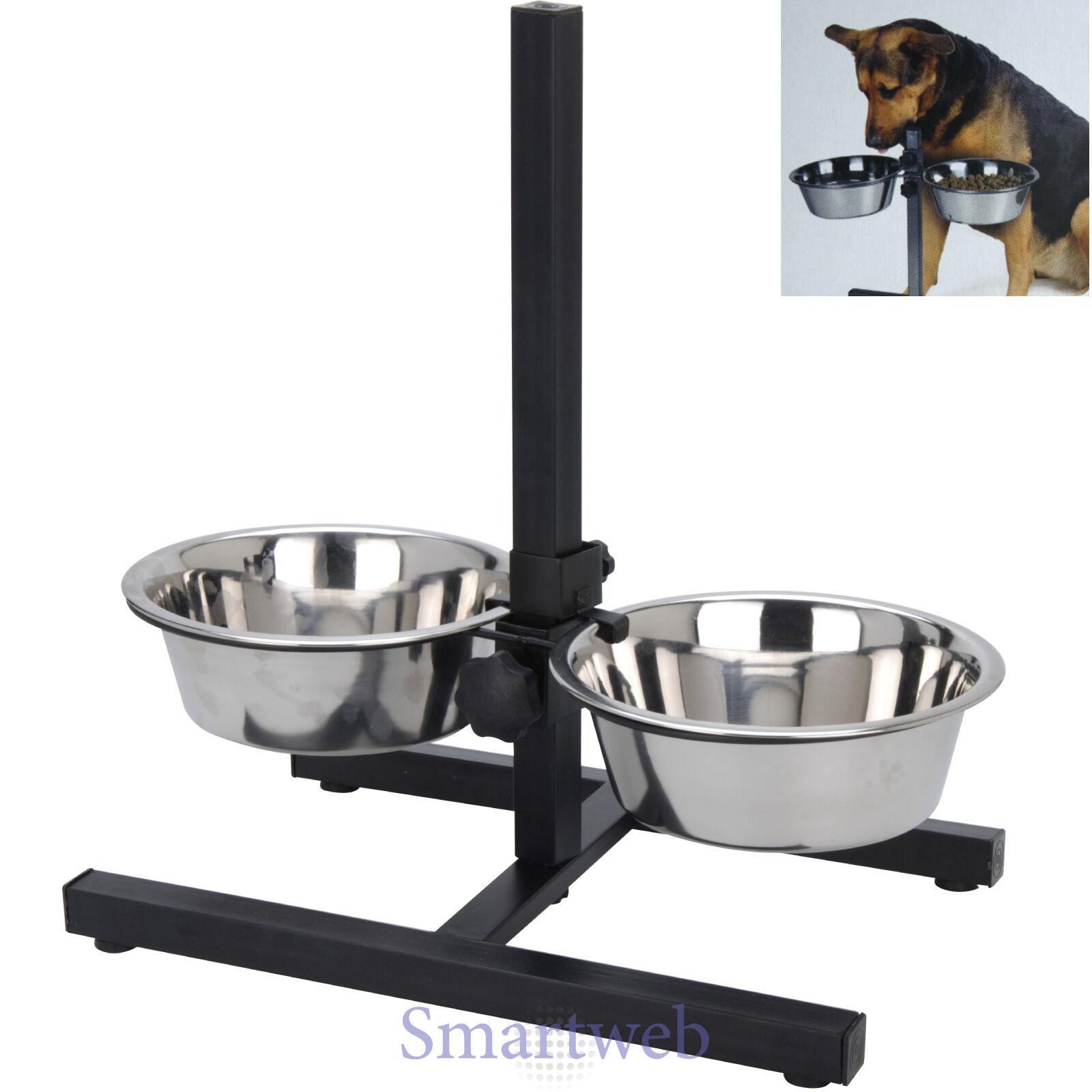 Futterstation Fressnapf Futternapf Wassernapf Napf Hundenapf Gusseisen Antik