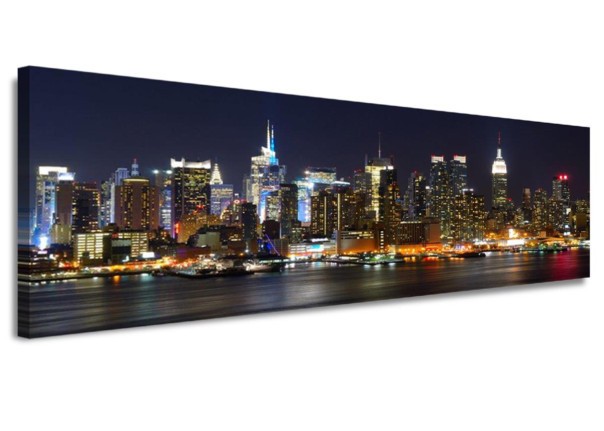 LEINWAND BILD NEW YORK CITY WANDBILDER KUNSTDRUCK STADT AMERIKA USA WANDDEKO