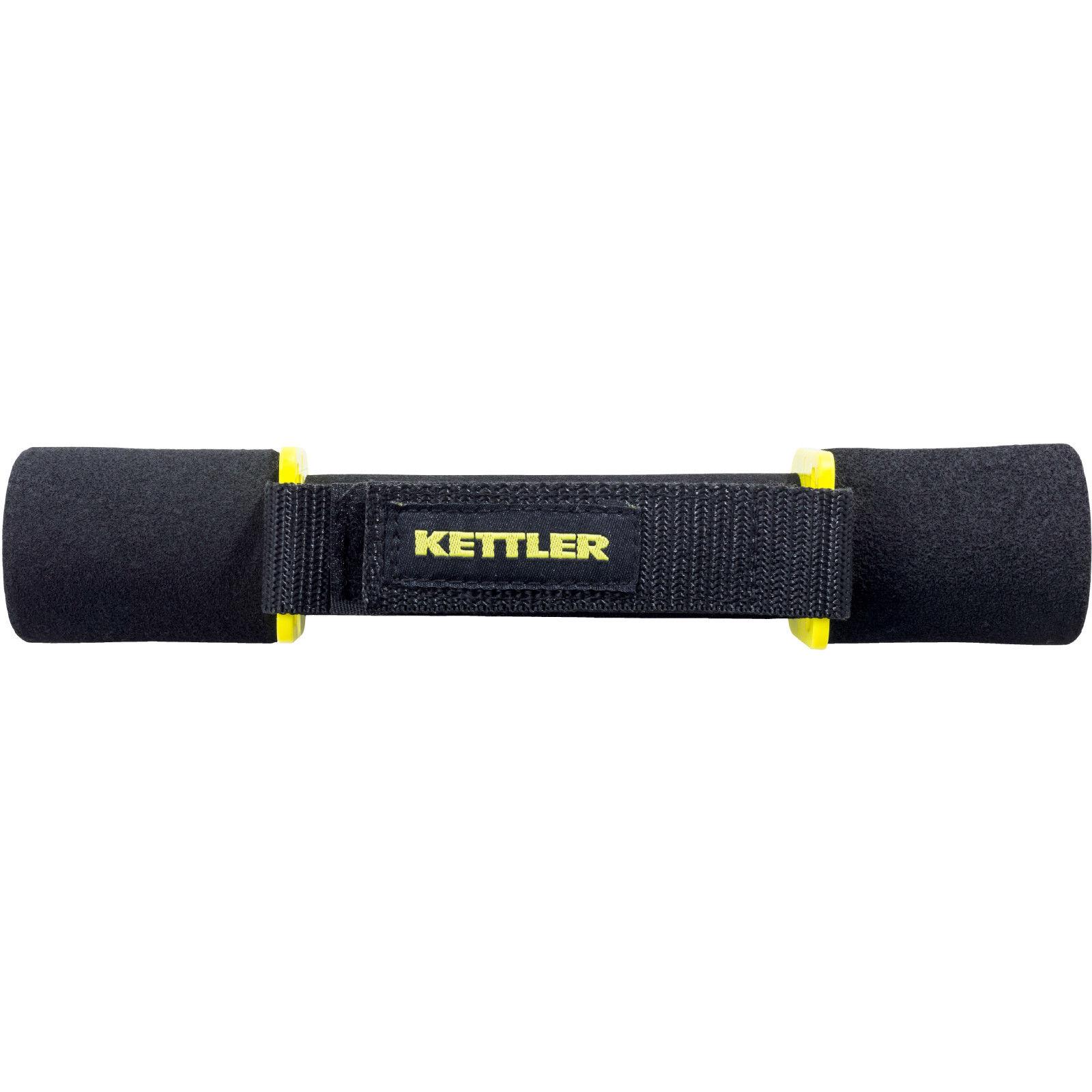 96993 KETTLER Aerobic-Hanteln blau Paar 2x1 kg