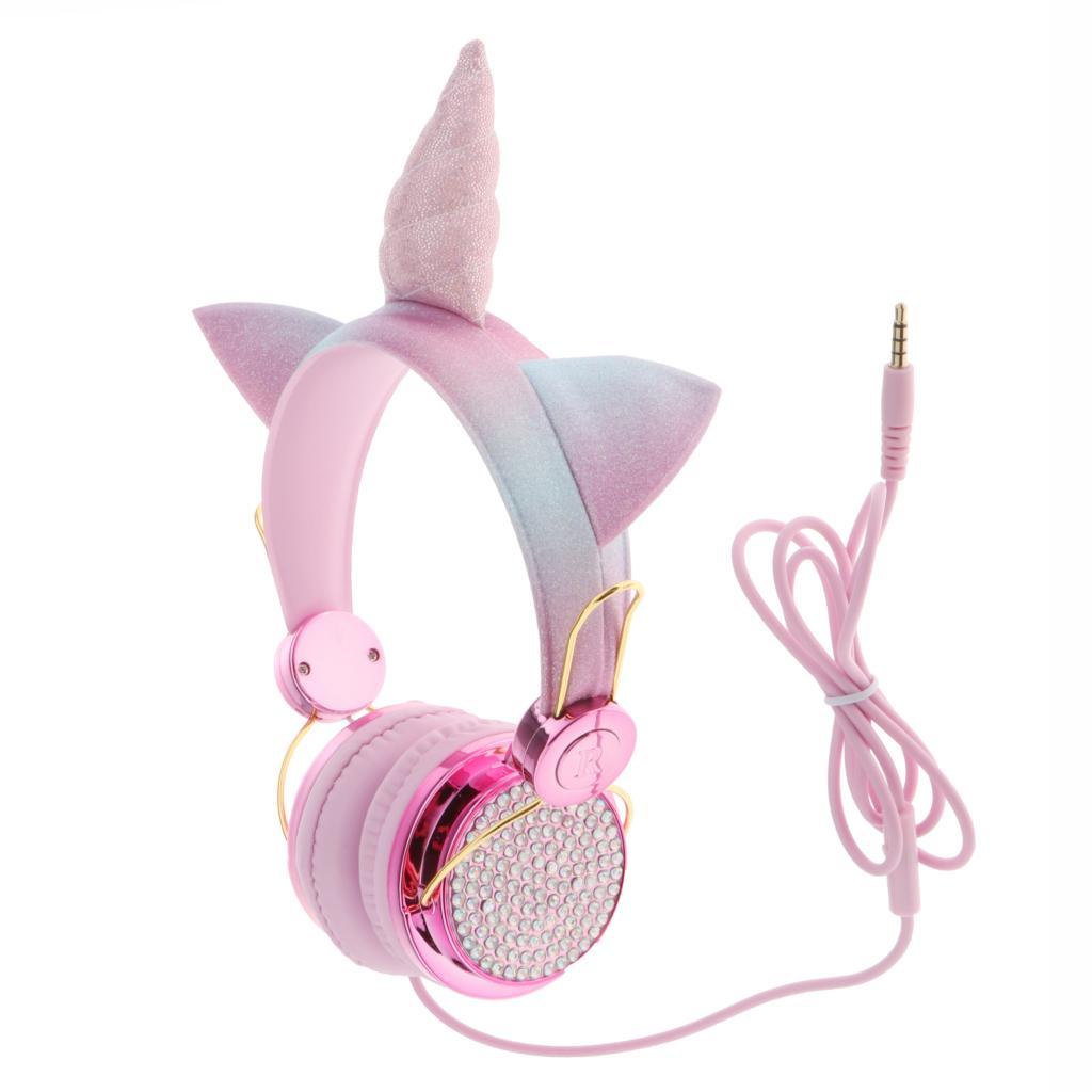 Gelb REDSTORM Kopfh/örer Kinder Headset Bluetooth Kinderkopfh/örer mit Mikrofon Leicht-Kopfh/örer HiFi-Kopfh/örer Verstellbar mit 85-93dB Lautst/ärkebegrenzung f/ür iPod iPad iPhone PC MP3 MP4