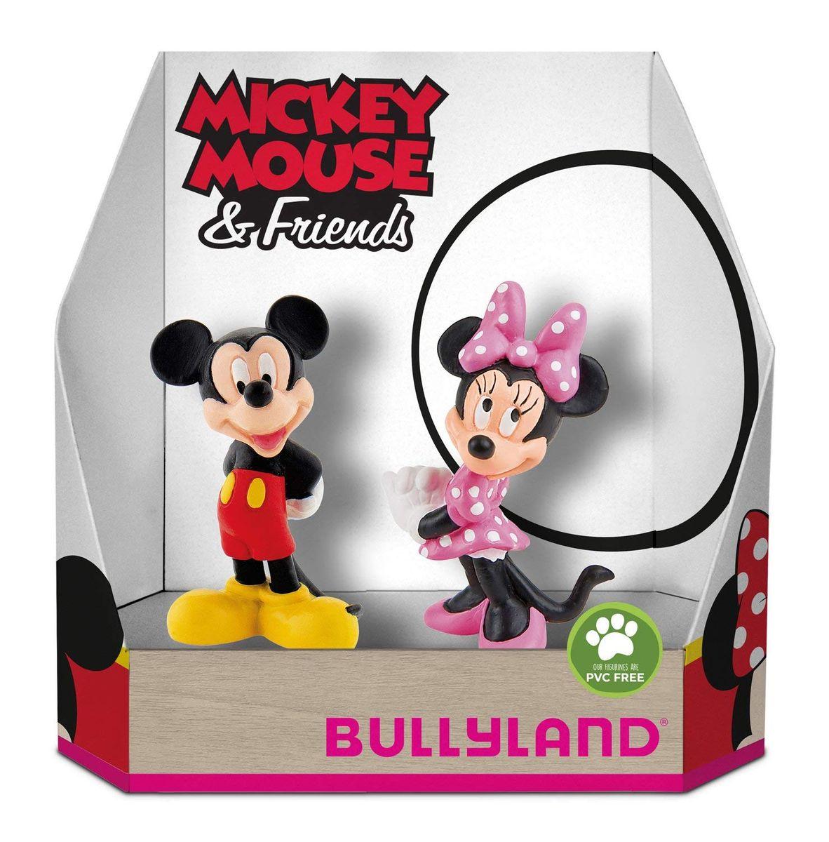 Maus Bullyland 64380 weiss